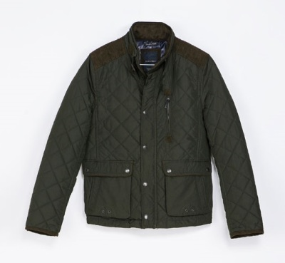 Quilted Jacket- On the top of my list!