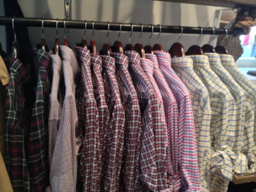 Some Shirting